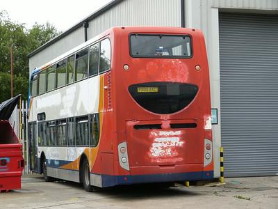 Stagecoach Merseyside & South Lancs 15473 140713 Blackburn