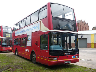 Arriva London DLP96 130630 Blackburn
