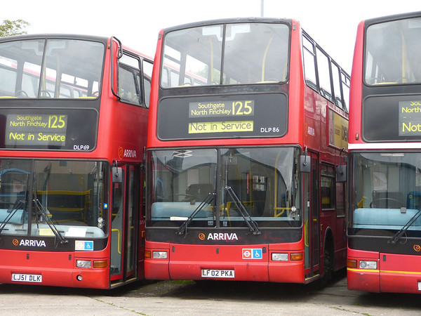 Arriva London DLP86 130630 Blackburn