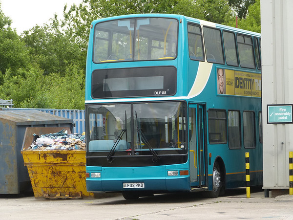Arriva London DLP88 130630 Blackburn