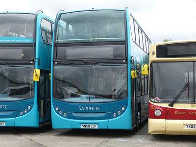 Arriva the Shires 5434 130630 Blackburn
