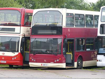 Bus Vannin 07 140615 Blackburn