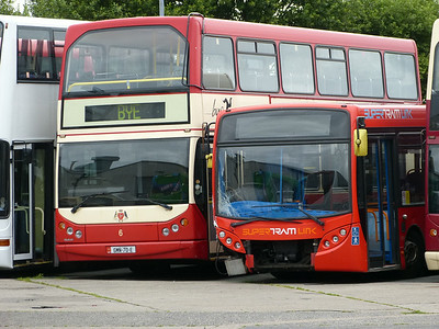Bus Vannin 06 140713 Blackburn