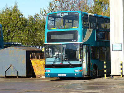 Arriva North West LJ51DLK 131110 Blackburn