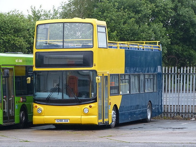 Arriva North West S288JUA 140615 Blackburn