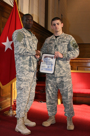 Cadet of the Month - April 2014