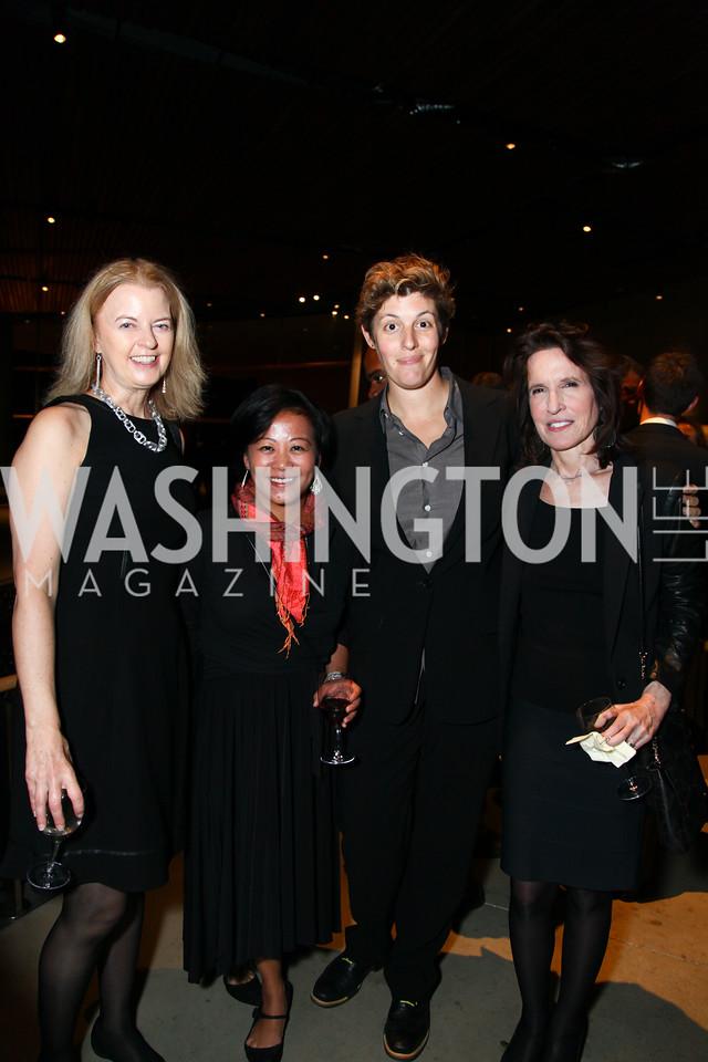Julie Burton, Channapha Khamvongsa, Sally Kohn, Katrina Vanden Heuvel
