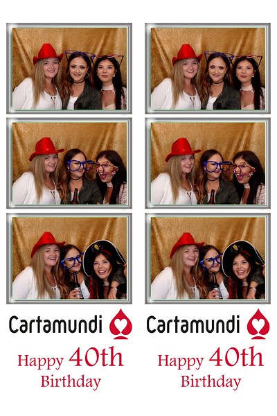 Cartamundi 40th