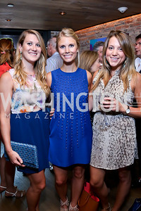 Ginny Teague, Kaitlin Froelick, Victoria Weiss. Photo by Tony Powell. Celebrating Summer. Eno Wine Bar. June 18, 2014