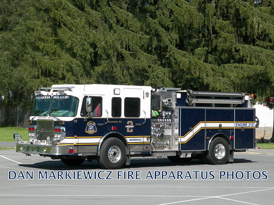 UNDINE FIRE CO. BELLFONTE