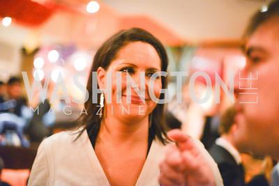 Karen Finney, Cesar Chavez cast party at Oyamel. Diego Luna, America Ferrera and Rosario Dawson.  March 18, 2014. Photo by Ben Droz