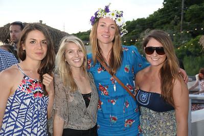 Allison Milligan, Lauren Bell, Emily Shafonda, and Karli Nunez photo by Rob Rich/SocietyAllure.com © 2014 robwayne1@aol.com 516-676-3939