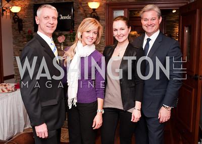 John McNamara, Cathrine Carlstedt, Lana Orlaff, Mark Lowham