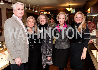 Bill DuBose, Barbara Hawthorn, Marcia MacArthur, Sally Turner, Robin Walker