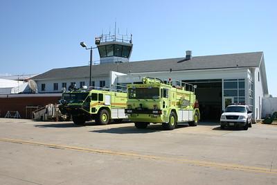 Charlottesville - Albemarle Airport, Virginia.