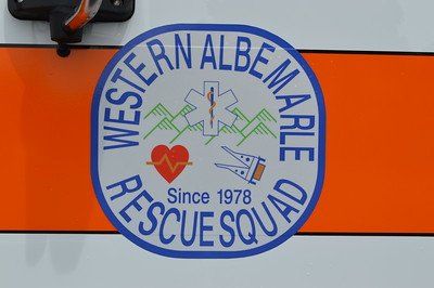 Western Albemarle Rescue Squad (WARS) - Crozet, Virginia in Albemarle County.