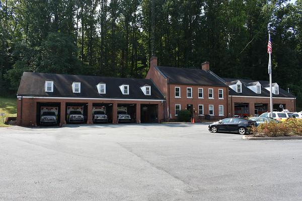 CARS Station in Charlottesville, VA.