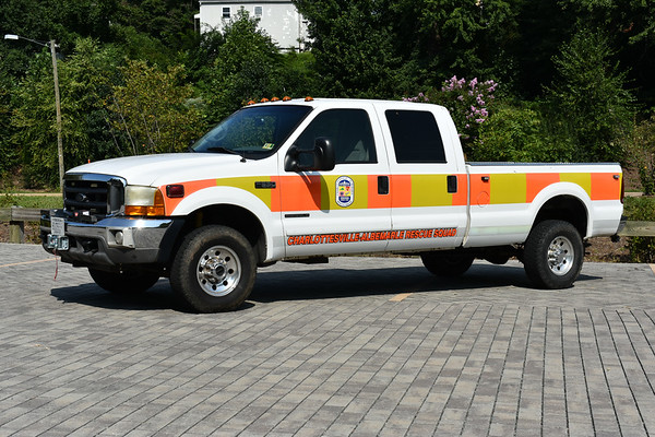 CARS Support 138 is a 2001 Ford F350.