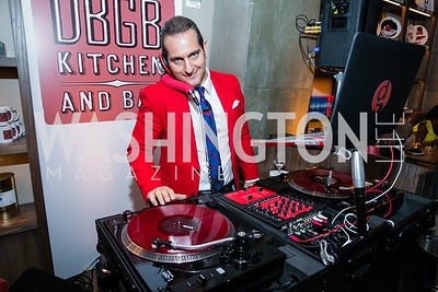 Donald Syriani. Photo by Alfredo Flores. Chef Daniel Boulud DBGB DC Grand Opening at CityCenterDC‏. DBGB DC. September 12, 2014