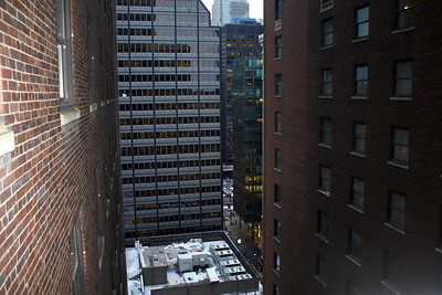view from Rhonda & Leisa's room