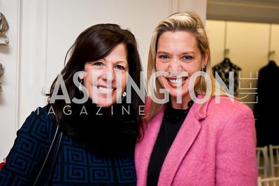 Kelly Solae, Jane Adams. Photo by Tony Powell. Saks Fifth Avenue Annual Fashion Show Fundraiser. November 16, 2014