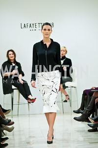 Photo by Tony Powell. Saks Fifth Avenue Annual Fashion Show Fundraiser. November 16, 2014
