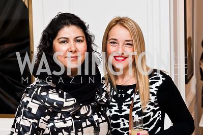 Zazueta Lopez, Lilian Dimas. Photo by Tony Powell. Saks Fifth Avenue Annual Fashion Show Fundraiser. November 16, 2014