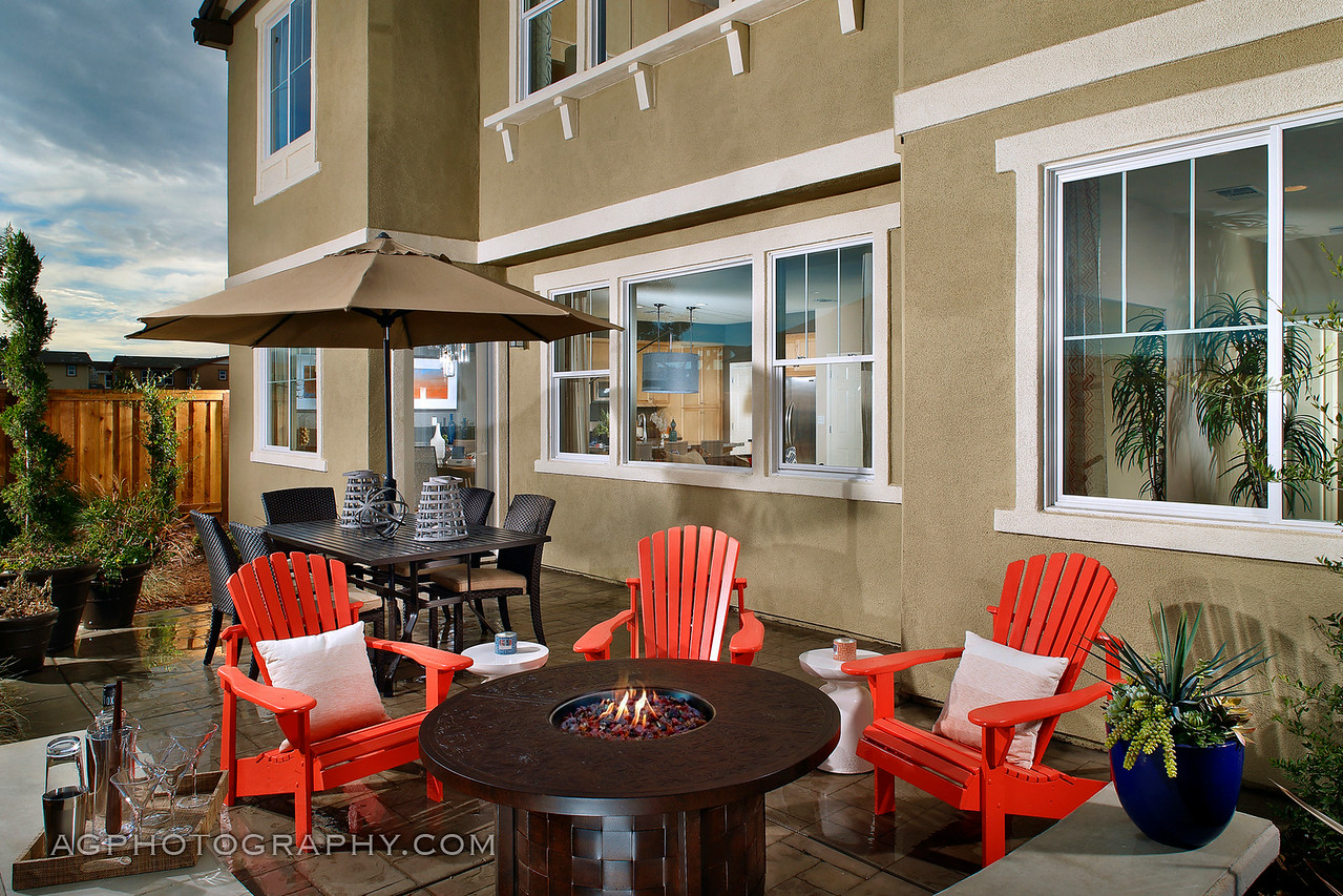 Cielo Models by William Lyon Homes, Brentwood, CA, 6/30/14.