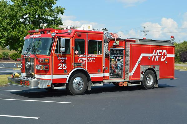 Harrisonburg Fire Department - Station 2