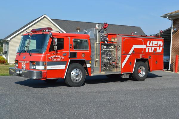 Harrisonburg Fire Department - Station 3