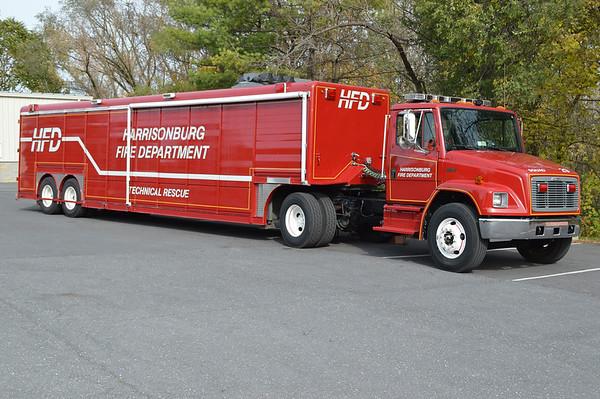 Harrisonburg Fire Department - Station 1
