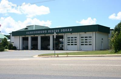 Harrisonburg Rescue Station.