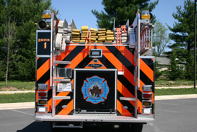 Rear of Engine 1.