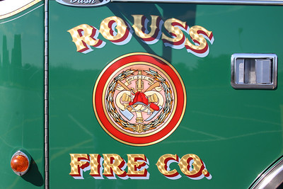 Charley Rouss Fire Company - City of Winchester Station 2.