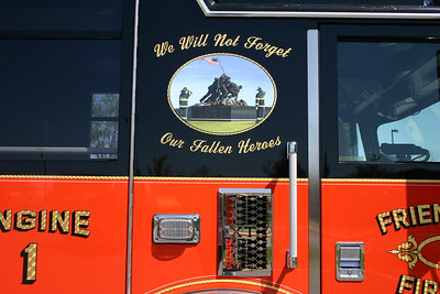 A nice tribute on Engine 1.