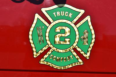 Rouss Fire Company - Squad 2 emblem.