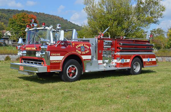 Company 3 (retired) - Sarah Zane Fire Company