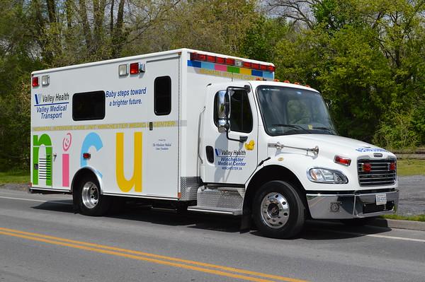 Valley Health Medical Transport