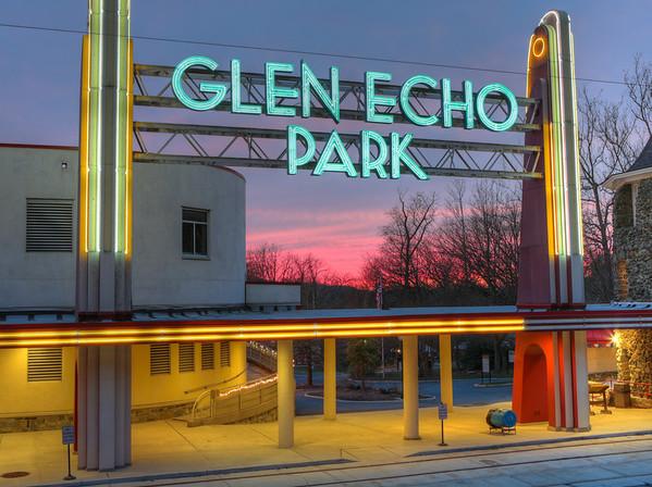 Glen Echo Neon