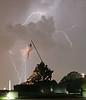 Stormy DC Skies