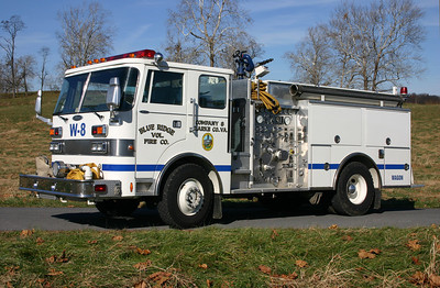 Another view of Blue Ridge's former 4x4 Pierce.