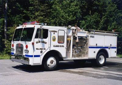 Former Wagon 8, a 1984 KenWorth/FMC, 1250/1000, sn- 4348.