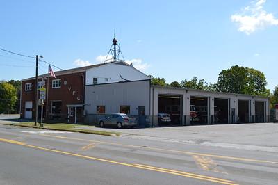 The Boyce Volunteer Fire Company - Clarke County Station 4.