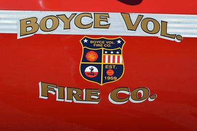 Boyce, Virginia - Clarke County Station 4.