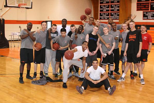 Class of 2014 Basketball Challenge