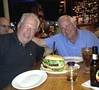 Big Ass Burger agua azul jpg Chef Cox & John Peet