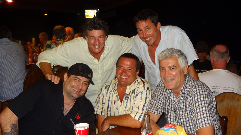 1 Rob, Doug, Adrian, Todd & Don - The boys