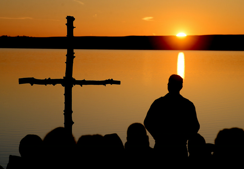 2013 Easter Sunrise Celebration