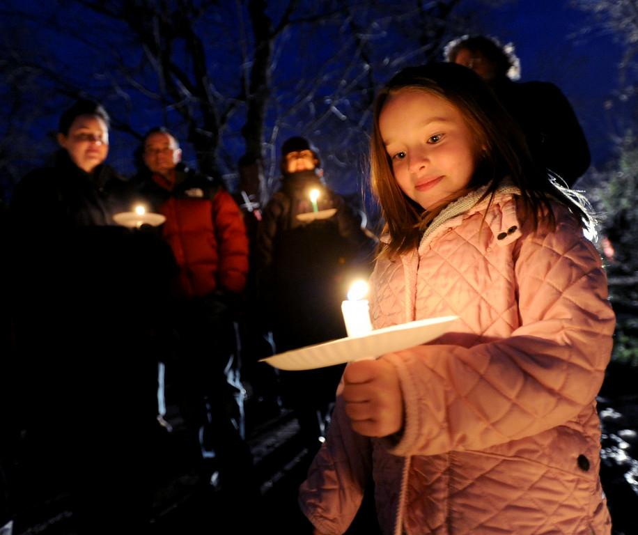 Elk Candlelight Vigil