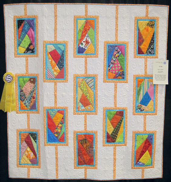 Honorable Mention<br /> Sara's Quilt<br /> Sara LaHood